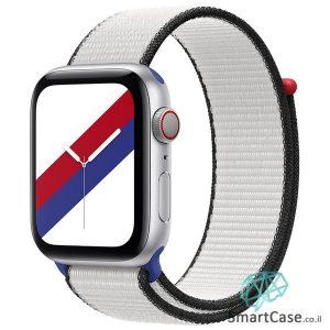 רצועת ניילון בצבע 08# South Korea עבור אפל ווטש Apple Watch - סדרת מדינות