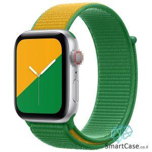 רצועת ניילון בצבע 01# Australia עבור אפל ווטש Apple Watch - סדרת מדינות