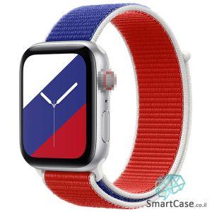 רצועת ניילון בצבע 06# Russia עבור אפל ווטש Apple Watch - סדרת מדינות