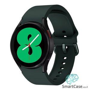 רצועת סיליקון חלקה בצבע ירוק עם אבזם מעוגל לשעוני גלקסי ווטש 4