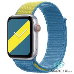 רצועת ניילון בצבע 14# Sweden עבור אפל ווטש Apple Watch - סדרת מדינות