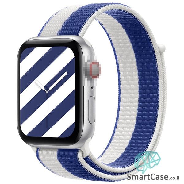 רצועת ניילון בצבע 17# Greece עבור אפל ווטש Apple Watch - סדרת מדינות