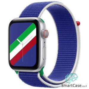 רצועת ניילון בצבע 20# Italy עבור אפל ווטש Apple Watch - סדרת מדינות